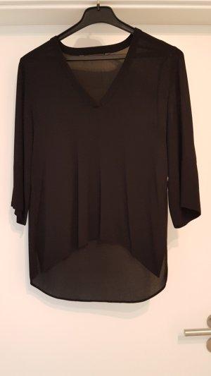 Schwarze Bluse Größe S Zara Woman