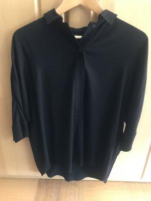 schwarze Bluse mit 3/4 Arm - Marc O' Polo