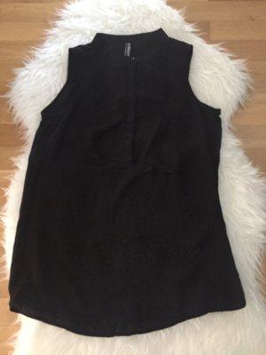 Schwarze Bluse - neu
