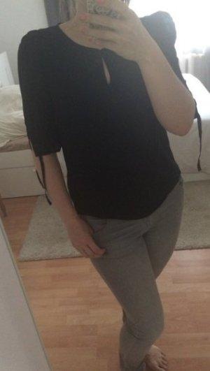 schwarze Bluse Promod Gr. 42