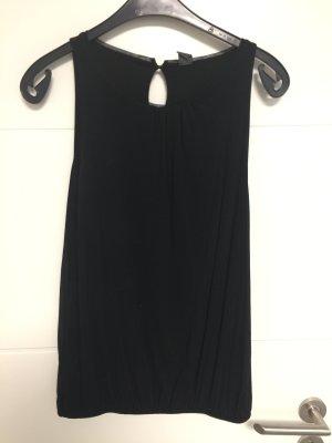 Schwarze Bluse / Shirt von sir oliver TOP