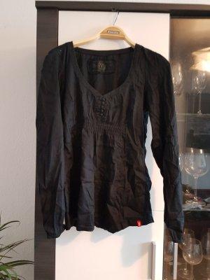 Schwarze Bluse/Tunika von edc ESPRIT
