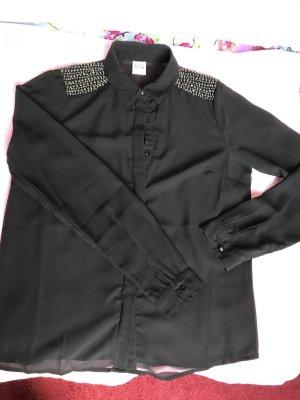 Schwarze Bluse (Vero Moda)