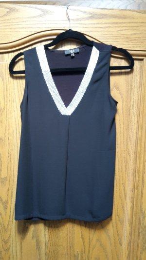 Schwarze Bluse  von 1. 2. 3 Paris. Neuwertig!