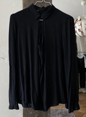 Schwarze Bluse von All Saints