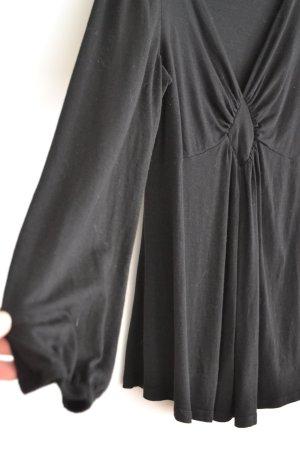 Schwarze Bluse von BonPrix