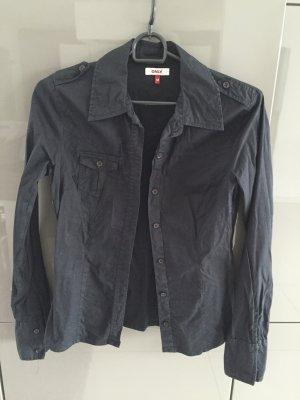 Schwarze Bluse von der Marke Only