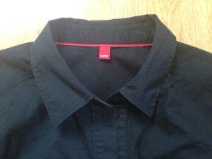 schwarze Bluse von Esprit, Gr. 36