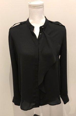 Schwarze Bluse von forever21