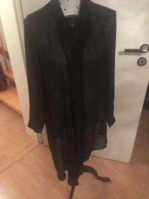 Schwarze Bluse von H & M