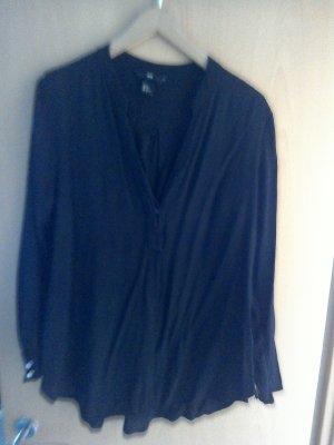 Schwarze Bluse von H&M in Größe M