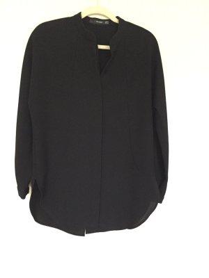 Schwarze Bluse von Hallhuber in Größe 34
