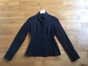 Schwarze Bluse von Hugo Boss