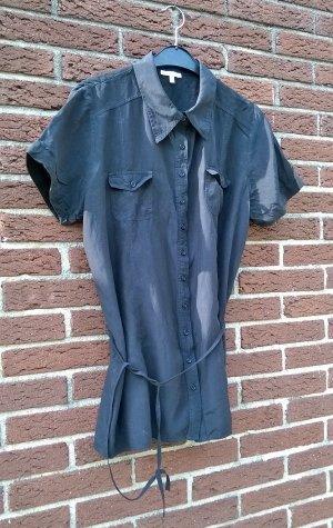 schwarze Bluse von KennyS. Größe 42