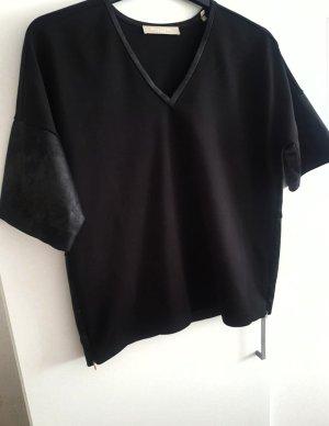 Schwarze Bluse von Marc O'Polo