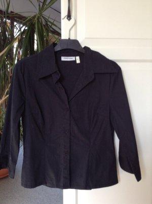 Schwarze Bluse von Melrose mit Dreiviertelärmeln
