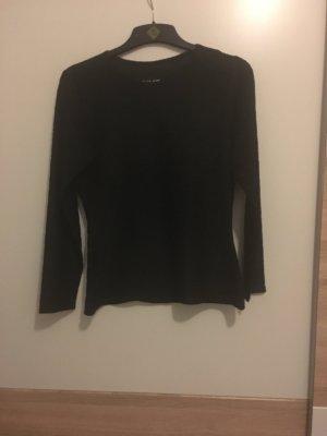 Schwarze Bluse von Orsay