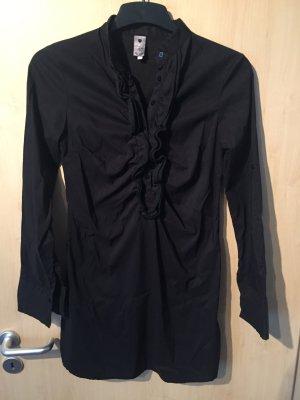 schwarze Bluse von Please in der Gr. L/40 - guter Zustand