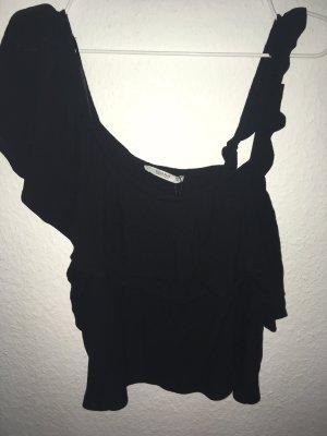Schwarze Bluse von Pull&Bear