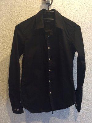 Schwarze Bluse von Ralph Lauren