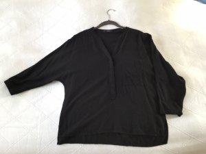 Schwarze Bluse von Set