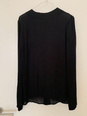 Schwarze Bluse von Surface to air