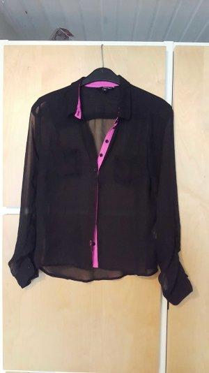 Schwarze Bluse von Tally Weijl