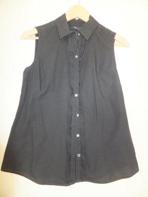 Schwarze Bluse von Tommy Hilfiger