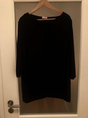Schwarze Bluse von Traingle