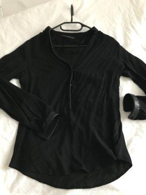 Zara Camicetta a maniche lunghe nero