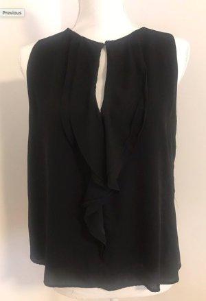 Schwarze Bluse von zara in Größe L