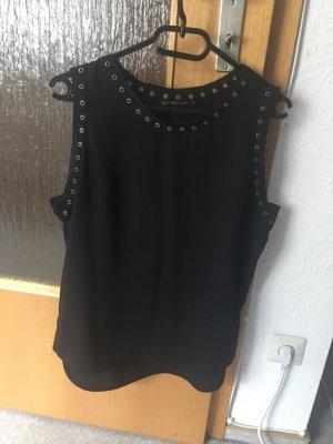 Schwarze Bluse ZARA Gr. M