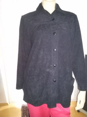 schwarze Blusenjacke von 456 fashion concept-Gr.36/38