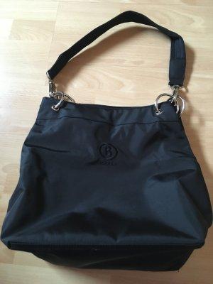 Schwarze Bogner Handtasche