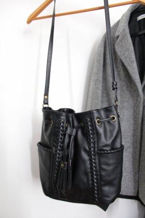 Even & Odd Crossbody bag black