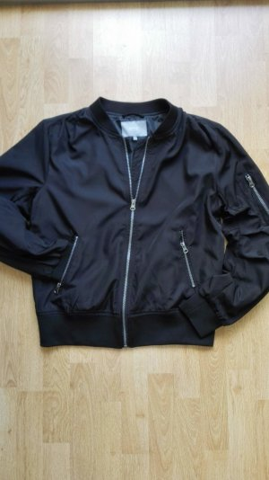 B.young Bomber Jacket black
