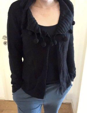3 Suisses Veste en tricot noir