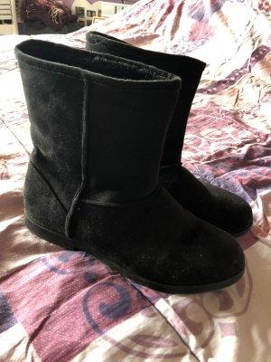 Snow Boots black