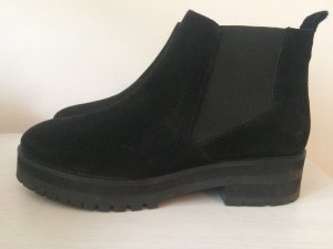 Mango Chelsea Boot noir