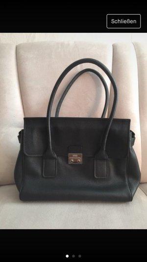 Bree Handbag black leather