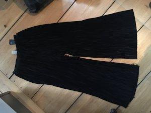 Schwarze breite Hose von H&M