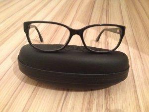 Schwarze Brille von Armani