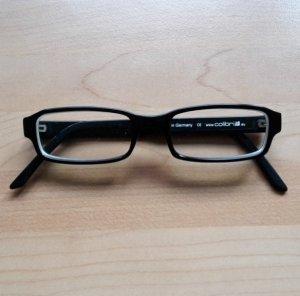 Schwarze Brille von Colibris