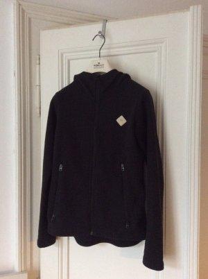 Burton Fleece Jackets black polyester