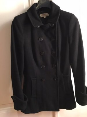 Jackpot Pea Jacket black mixture fibre