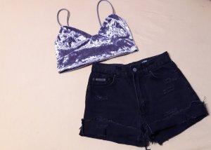 Schwarze Calvin Klein Shorts