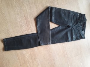 Schwarze Cambio Jeans