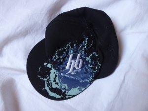 Schwarze Cap mit Motiv von Hoodboyz
