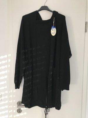 0039 Italy Cardigan tricotés noir