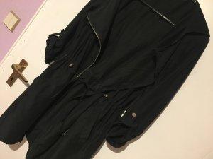 schwarze cardigan h&m